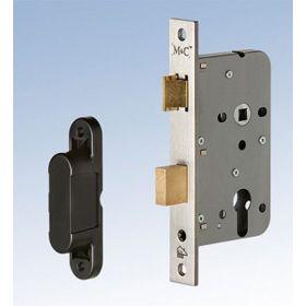 M&C veiligheidsslot recht PC72 doornmaat 50 mm SKG2