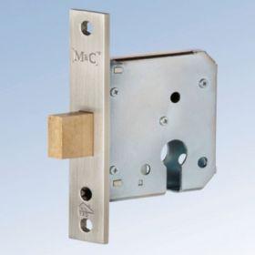 M&C R12002 Bijzetslot SKG2 doornmaat 50 mm