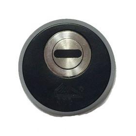 M&C ronde kerntrekrozet zwart SKG3
