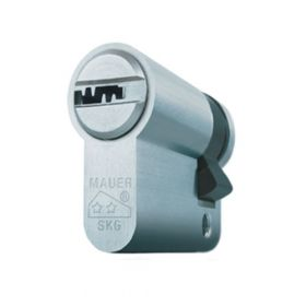 Mauer Elite 1 halve veiligheidscilinder SKG2