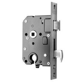Nemef 4109 veiligheidsslot recht PC55 doornmaat 50 mm SKG2