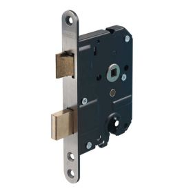Nemef 4119 veiligheidsslot afgerond PC55 doornmaat 50 mm SKG2