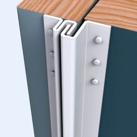 SecuStrip Basic naar buitendraaiend 2115 mm F12 wit