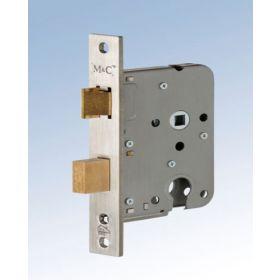 M&C veiligheidsslot recht PC55 doornmaat 50 mm SKG2