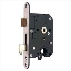 Nemef 4109 veiligheidsslot afgerond PC55 doornmaat 50 mm SKG2