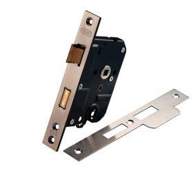 Nemef 4119 veiligheidsslot recht PC55 doornmaat 50 mm SKG2