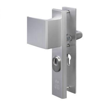 Nemef 3419 AK SKG3 veiligheidsbeslag recht greep/kruk F1 Aluminium